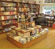 Bookstores can be important factor in selecting the best place to retire.