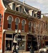 Franklin TN is an affordable small town with an active downtown.
