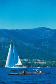 Sailing on Flathead is part of retirement in Montana
