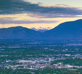 best places to retire - Kalispell MT