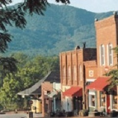Black Mountain North Carolina - A great place to retire or just spend a weekend