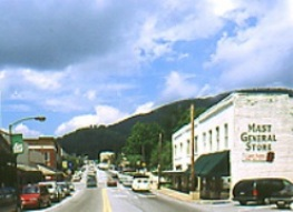 best places to retire in the mountains - Boone NC