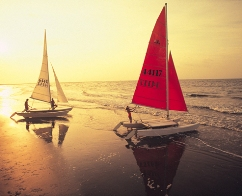 Sailing for active adult retirement