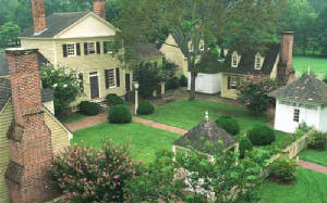 Best small town for active retirement living - Williamsburg VA
